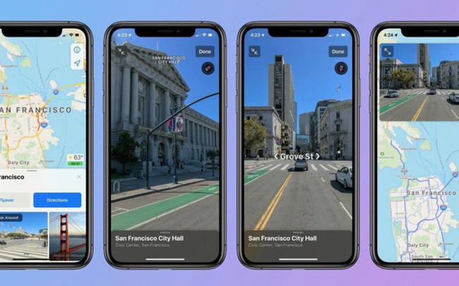 Google Maps đã thống trị trong một thập kỷ, nhưng ứng dụng bản đồ mới của Apple sẽ làm thay đổi điều đó