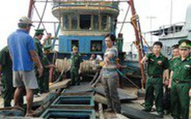 Tái diễn tình trạng tiêu thụ than, xăng dầu trái phép ở Cẩm Phả