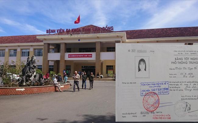 Lộ dần nhân thân nữ trưởng phòng mượn tên ở Đắk Lắk