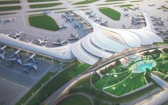 Kiến nghị tăng diện tích giai đoạn 1 sân bay Long Thành lên 1.810 ha