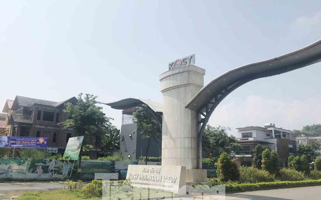 Thanh tra toàn diện dự án đô thị hơn 400 tỷ của Kosy ở Lào Cai