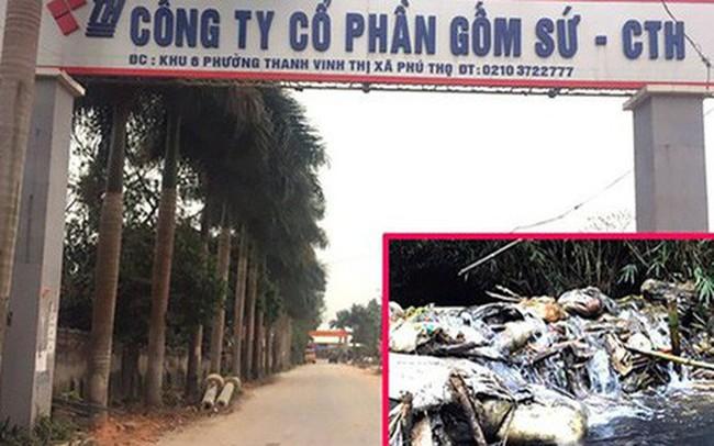 Sốc: Dầu bẩn đổ vào nước sạch sông Đà được dùng để... bẫy chuột!