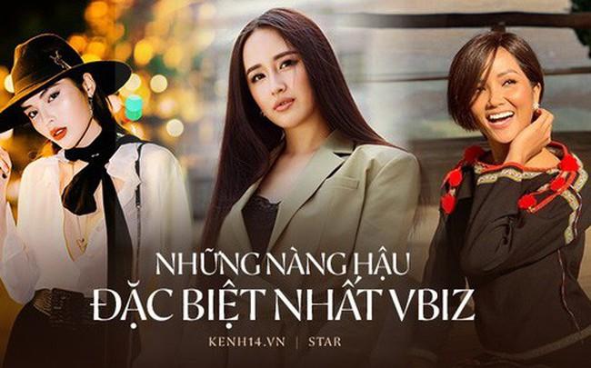 """3 nàng hậu """"chẳng giống ai"""" của Vbiz: Người sơ sẩy là vướng thị phi, nể nhất là H'Hen Niê cứ rảnh là về quê cắt lúa mặc kệ showbiz"""