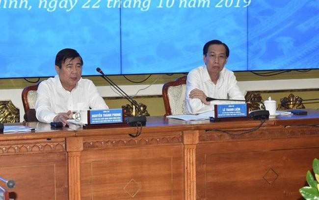 Chủ tịch UBND TP HCM: Xử nghiêm lãnh đạo quận Thủ Đức xây dựng không phép