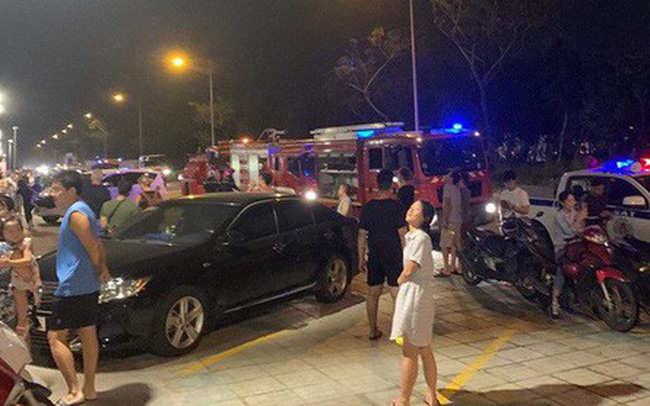 Sự cố cháy Block B3 - Chung cư The Park Residence nghi xuất phát từ tủ điện