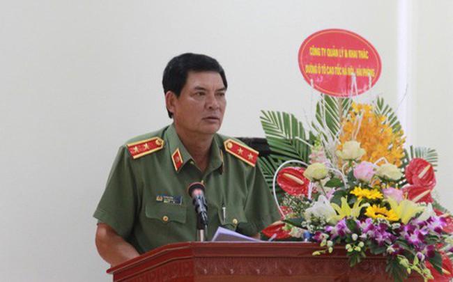 Ủy ban Kiểm tra Trung ương kỷ luật cảnh cáo Trung tướng Trình Văn Thống