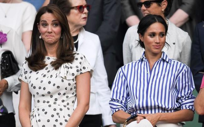 Mối quan hệ giữa Công nương Kate và em dâu sau màn than khóc trên truyền hình của Meghan Markle đã thay đổi bất ngờ