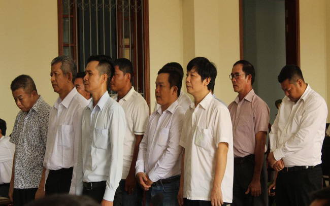 Vụ thiệt hại 1.800 tỉ: VKS đề nghị giảm án cho 1/10 bị cáo