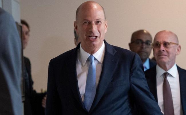 Luận tội Tổng thống Mỹ: Đại sứ Mỹ tại EU thay đổi lời khai