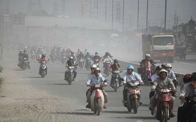 Ô nhiễm không khí Hà Nội đặc biệt nghiêm trọng vào sáng nay