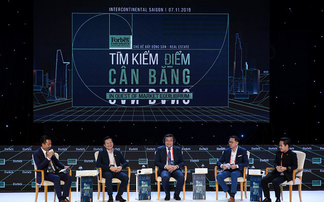 Ông Phạm Thanh Hưng: Thị trường bất động sản có thể đang ở cuối chu kỳ
