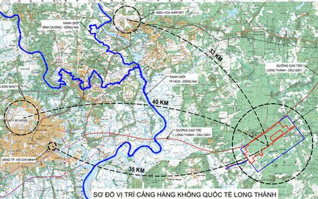 Đồng Nai tính làm đường 6.600 tỷ nối sân bay Long Thành với Tp.HCM  Đồng Nai tính làm đường 6.600 tỷ nối sân bay Long Thành với Tp.HCM photo1573201927545 1573201927823 crop 157320193961524489001