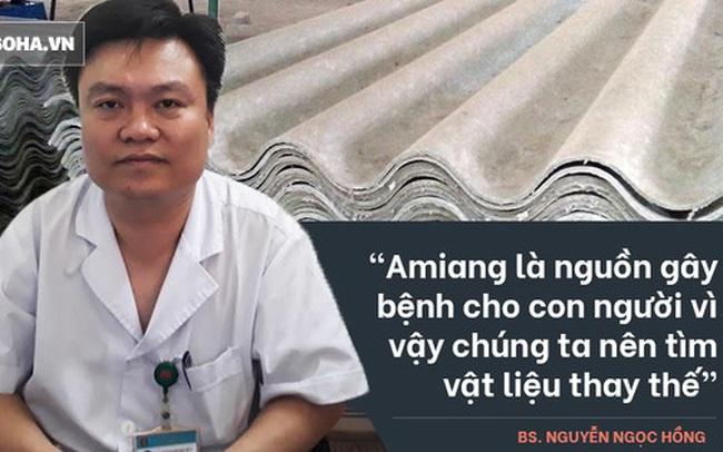 """Giật mình """"thủ phạm"""" âm thầm gây xơ phổi, ung thư phổi còn rất phổ biến ở Việt Nam"""