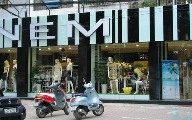 """""""Đế chế"""" thời trang NEM: Từng bị Vietinbank rao bán nợ xấu đến nghi án cắt mác"""