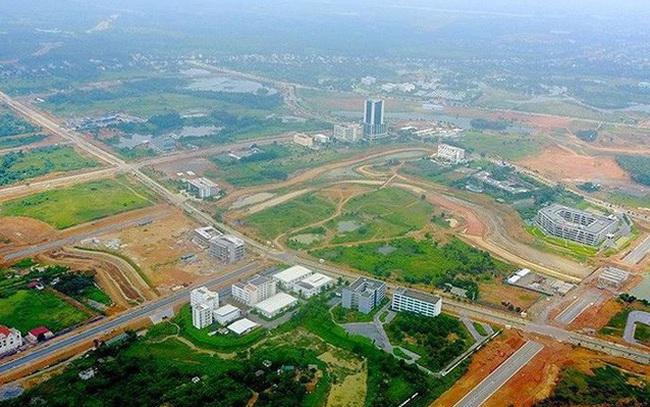Hà Nội phát triển 3 đô thị sinh thái Quốc Oai, Phúc Thọ và Chúc Sơn