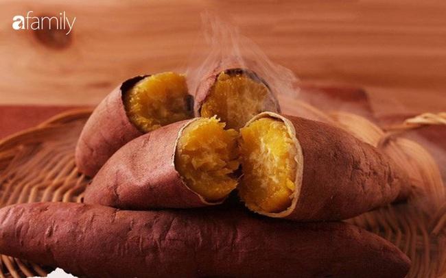 """""""1 củ khoai lang bằng 1 thang thuốc bổ"""" nhưng lại đại kỵ với 4 nhóm người này, đừng ăn kẻo mang họa"""