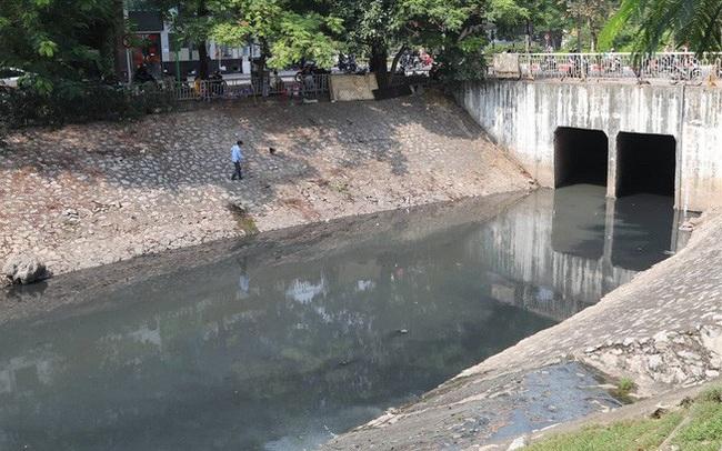 Không dùng công nghệ Nhật, Hà Nội 'cứu' sông Tô Lịch bằng nước sông Hồng