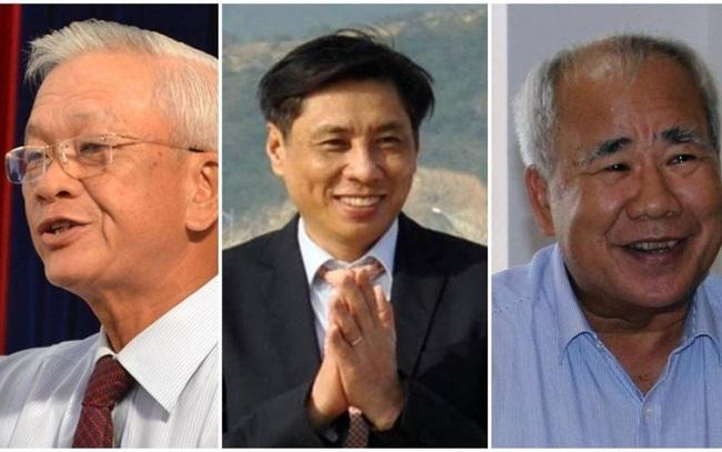 Lãnh đạo tỉnh Khánh Hòa vừa bị Ban Bí thư quyết định kỷ luật là những ai?
