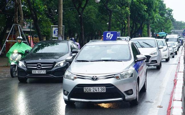 Kiến nghị hộ kinh doanh cá thể được tham gia thị trường Taxi