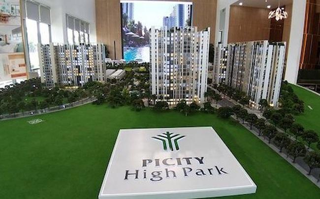 Chưa được chấp thuận đầu tư, dự án Picity Hight Park đã rầm rộ rao bán