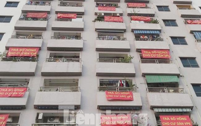 Lộ lý do chung cư VP6 Linh Đàm treo 'sổ hồng' sau nhiều năm