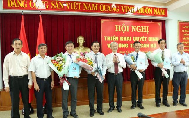 Tân Trưởng Ban Nội chính Tỉnh ủy Đồng Nai là ai?
