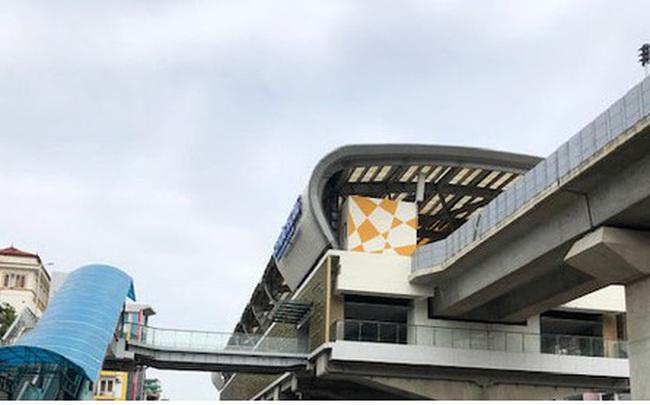 Hành khách tiếp cận tuyến đường sắt Cát Linh- Hà Đông bằng cách nào?