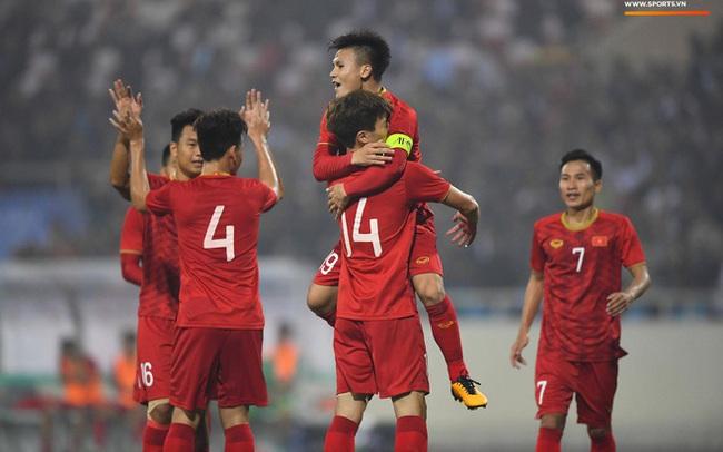 Quang Hải tiếp tục đeo băng đội trưởng, bất ngờ với đội phó của U22 Việt Nam