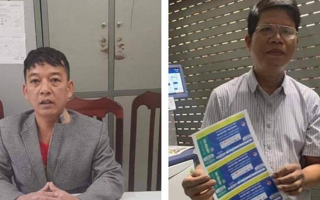 Khởi tố bắt giam 3 đối tượng làm 1.000 vé giả trận Việt Nam - Thái Lan