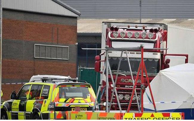 Cảnh sát Anh buộc tội thêm một người vụ 39 thi thể trong container