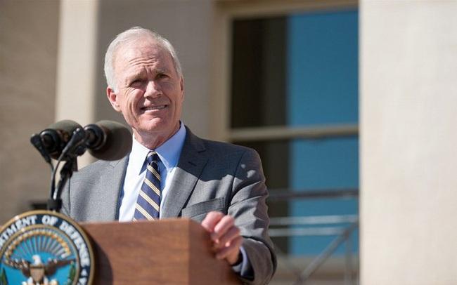 Bộ trưởng Hải quân Mỹ bị sa thải do mâu thuẫn với Nhà Trắng