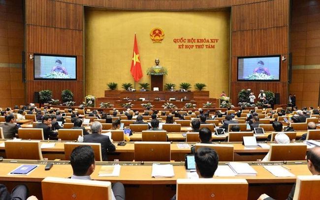 Hôm nay, Quốc hội bế mạc Kỳ họp thứ 8