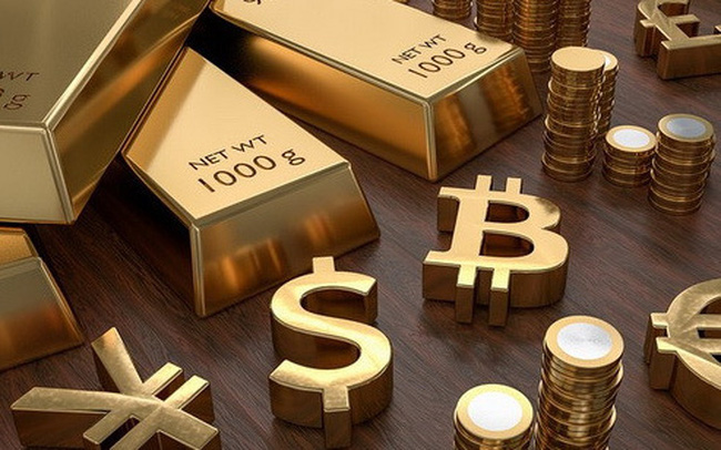 Nhà đầu tư bán ra, giá vàng giảm không ngừng