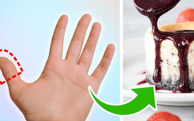 """Nắm rõ """"quy tắc bàn tay"""" để ước lượng khẩu phần ăn sẽ giúp bạn kiểm soát chuyện ăn uống tốt hơn"""