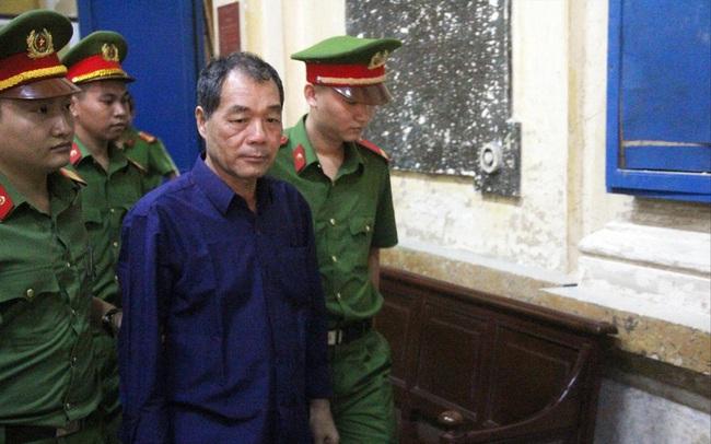 Ông Trầm Bê đối diện án 20 năm tù