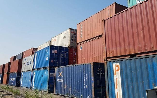 Thiệt hại hàng triệu USD vì container tồn đọng