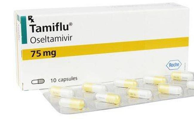 Nhập khẩn cấp 5 vạn viên Tamiflu