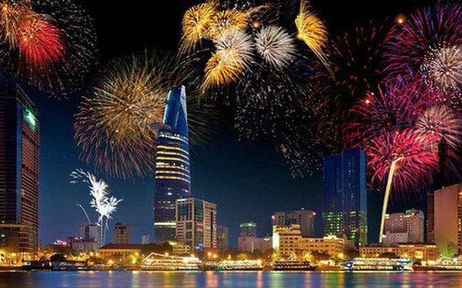 Ghim ngay 6 địa điểm ngắm pháo hoa đẹp nhất Sài Gòn dịp Tết Dương lịch 2020, lập hội đi countdown đón năm mới liền thôi!