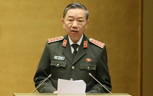 Bộ trưởng Tô Lâm: Năm 2019 kéo giảm 7,39% tội phạm