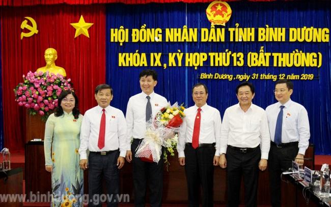 Giám đốc Sở KH&ĐT được bầu làm Phó chủ tịch tỉnh Bình Dương
