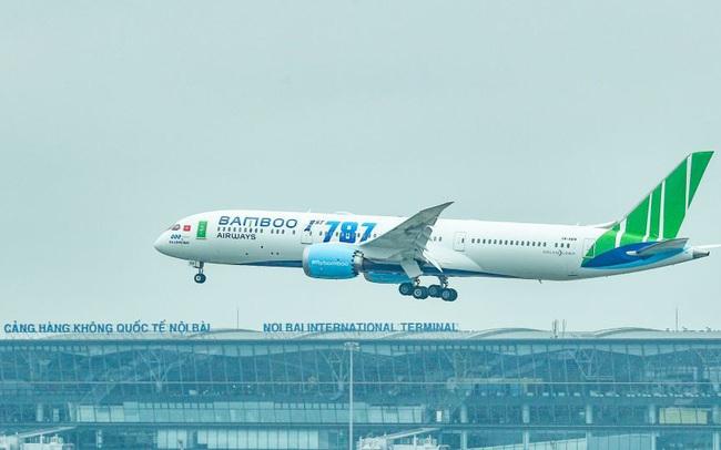 Thị phần Bamboo Airways trong tháng 12/2019 đã vượt 12%