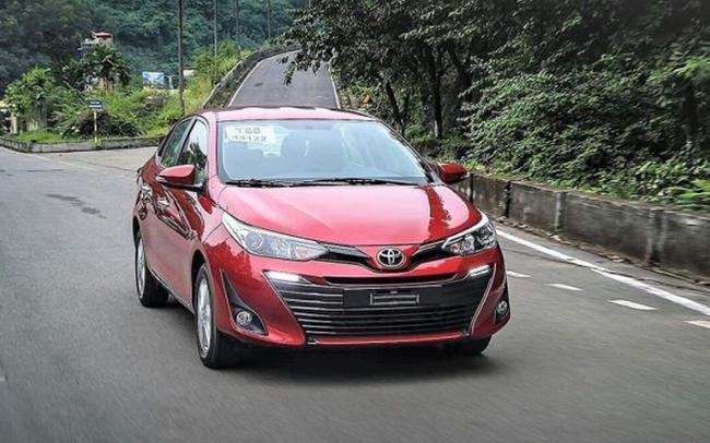 Top 10 ô tô đắt khách nhất tháng 12/2019: Toyota Vios trở lại ngôi vương, Mitsubishi Xpander rớt hạng