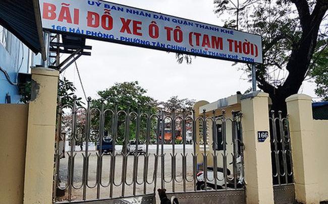 """Đà Nẵng: Bãi đỗ xe 166 Hải Phòng trong cảnh """"cám treo, heo nhịn đói""""!"""