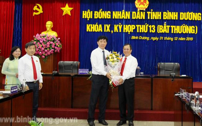 Thủ tướng phê chuẩn chức danh Phó Chủ tịch tỉnh Bình Dương