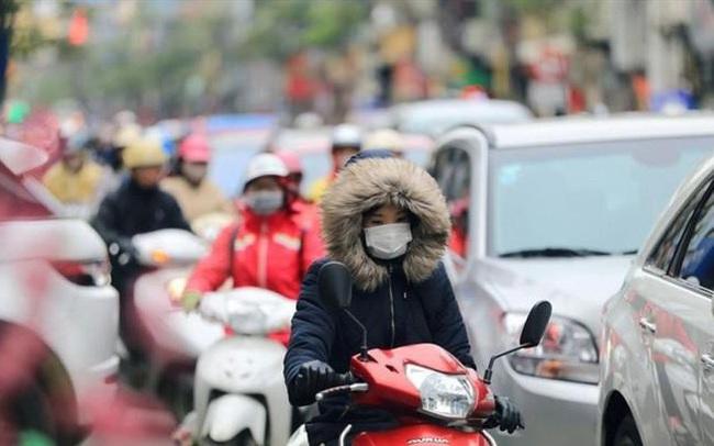 Không khí lạnh tăng cường, Bắc Bộ có nơi dưới 12 độ C