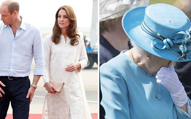 Vợ chồng Công nương Kate có kế hoạch bất thường sau cú sốc hoàng gia, Nữ hoàng Anh giấu đi nỗi buồn không phải ai cũng hiểu