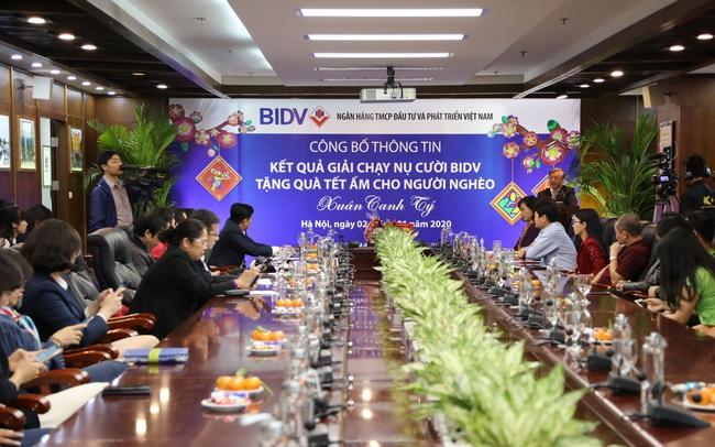 BIDV dành 20 tỷ đồng tặng quà Tết cho người nghèo