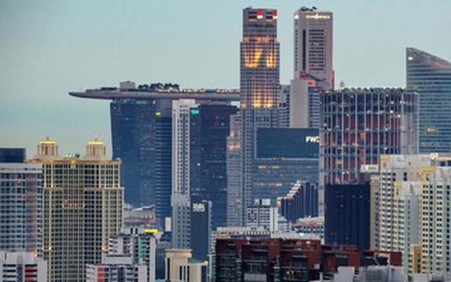 Singapore tăng trưởng GDP chậm nhất 10 năm