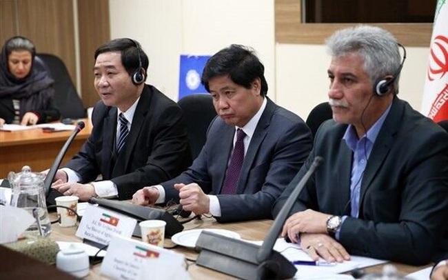 Iran lên kế hoạch xúc tiến thương mại  với Việt Nam