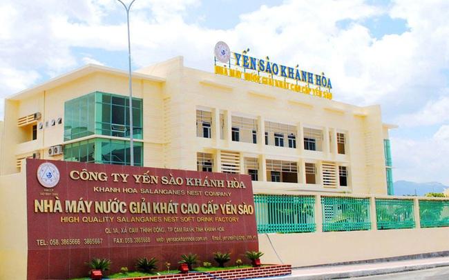 Nước giải khát Yến sào Khánh Hòa (SKV) báo lãi hơn 82 tỷ đồng năm 2019, vượt kế hoạch